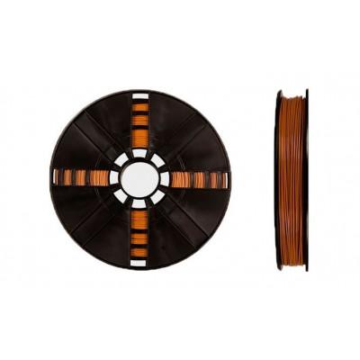 PLA пластик MakerBot 1,75 настоящий коричневый 0,9 кг