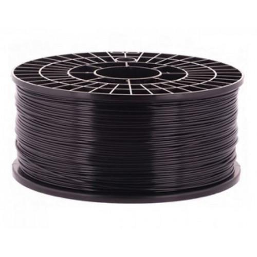 PLA пластик 1,75 Мастер-Пластер черный 1 кг