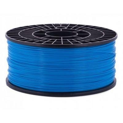 PLA пластик 1,75 Мастер-Пластер голубой 1 кг