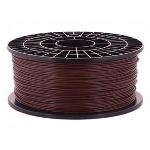 PLA пластик 1,75 Мастер-Пластер коричневый 1 кг