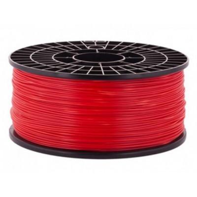 PLA пластик 1,75 Мастер-Пластер красный 1 кг