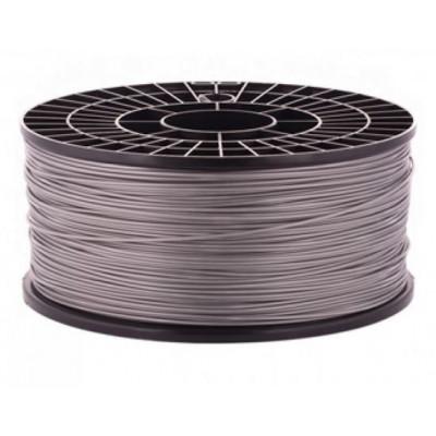 PLA пластик 1,75 Мастер-Пластер серый 1 кг