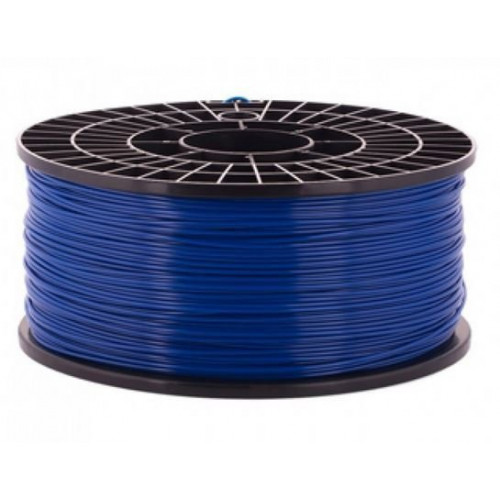 PLA пластик 1,75 Мастер-Пластер синий 1 кг