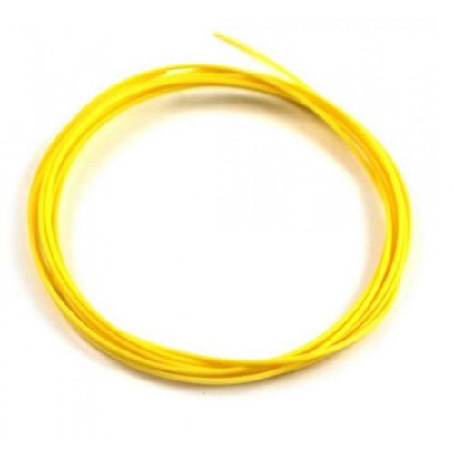 ABS пластик Мастер-Пластер для 3D ручки желтый, 100 грамм
