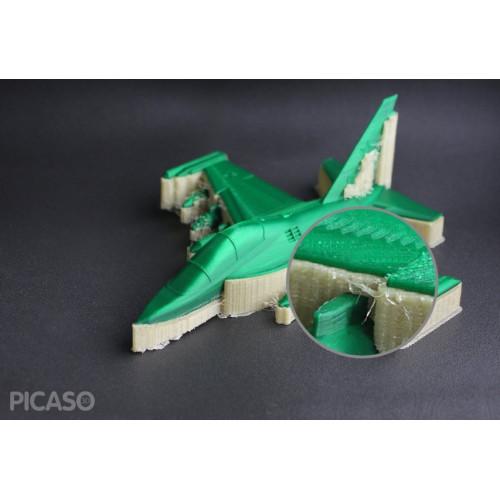 ABS 1,75 мм Picaso 0,75 кг зеленый