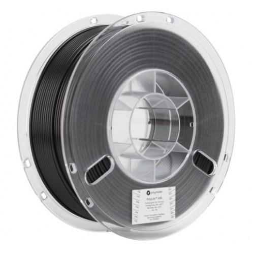 ABS пластик Polymaker 1,75 черный 0,75 кг