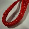 HTPLA Proto-pasta 2,85 мм Candy Apple красный металлик 0,5 кг