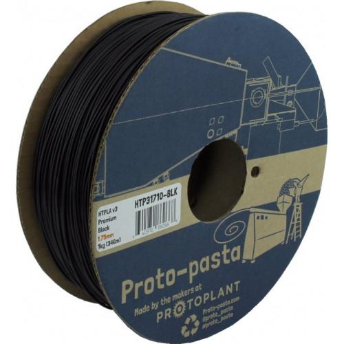HTPLA Proto-pasta v3 1,75 мм черный 1 кг