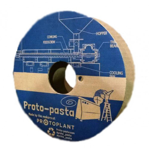 PLA Proto-pasta композитный 2,85 мм ржавое магнитное железо 0,5 кг