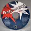 HTPLA Proto-pasta v2 2,85 мм Iridescent Ice прозрачный 0,5 кг