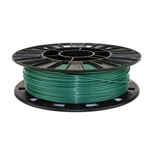PLA пластик 1,75 REC зеленый металлик 0,75 кг
