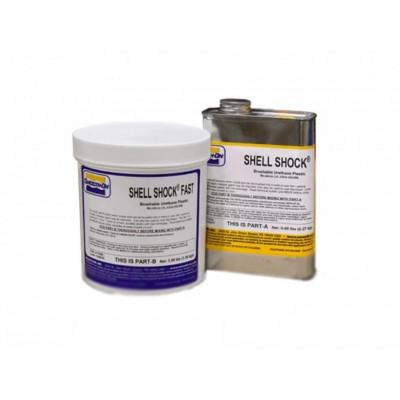 Пластик Smooth-On Shell Shock FAST, 1,63 кг
