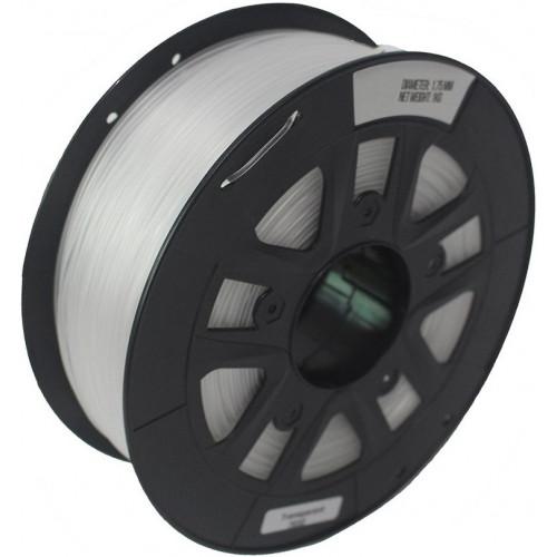 PVA пластик 1,75 SolidFilament натуральный 0,5 кг + индикатор влажности
