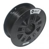 PLA пластик 1,75 SolidFilament черный 1 кг