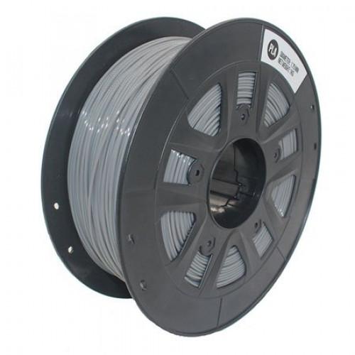 PLA пластик 1,75 SolidFilament серый 1 кг