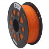 PLA пластик 1,75 SolidFilament оранжевый 1 кг