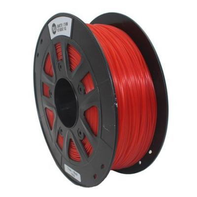 PLA пластик 1,75 SolidFilament красный 1 кг