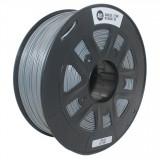 ABS пластик 1,75 SolidFilament серебряный 1 кг
