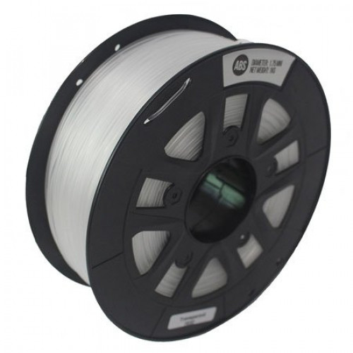 TPU пластик 1,75 SolidFilament прозрачный 1 кг