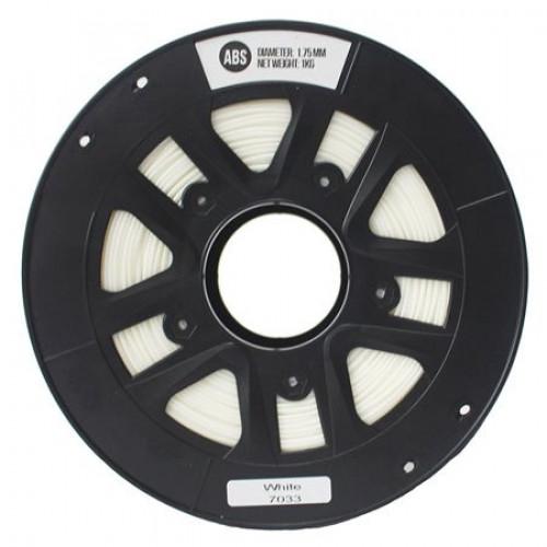 ABS пластик 1,75 SolidFilament белый 1 кг