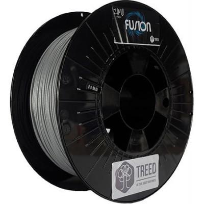 Пластик Treed Fusion PLA серый