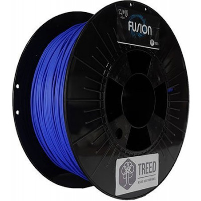 Пластик Treed Fusion PLA синий