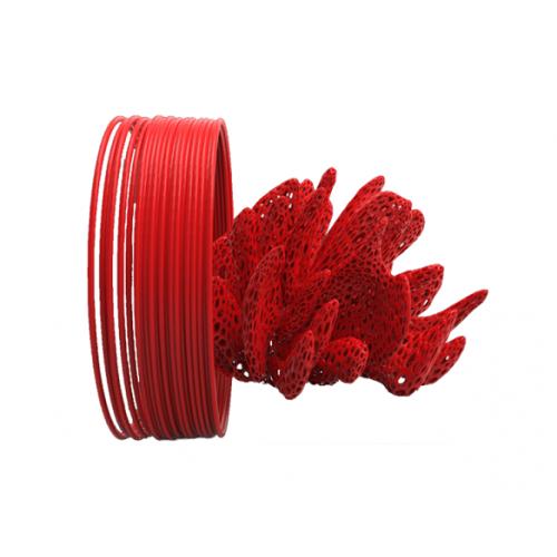 Пластик Treed PETG красный