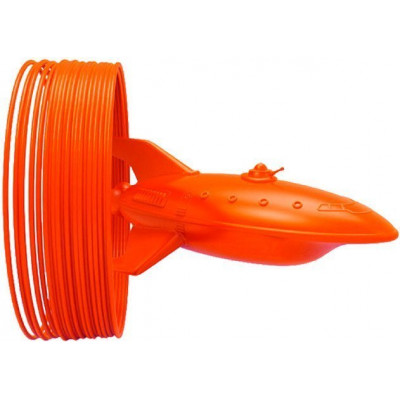 Пластик Treed Gonzales PLA оранжевый