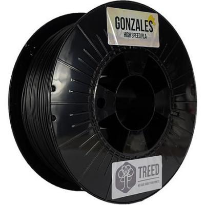 Пластик Treed Gonzales PLA черный
