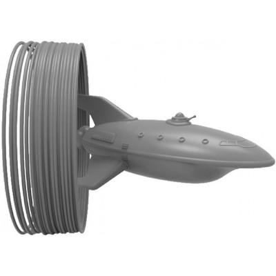 Пластик Treed Gonzales PLA серый