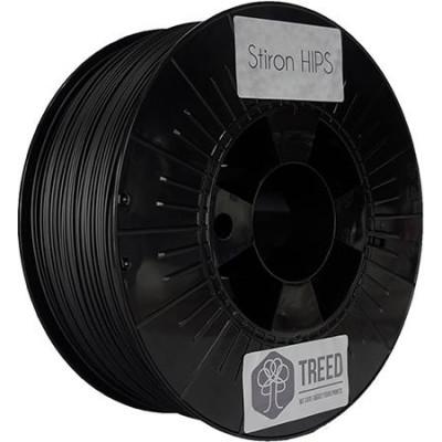 Пластик Treed Stiron HIPS черный