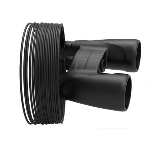 Пластик Treed UV-729 черный