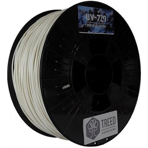 Пластик Treed UV-729 белый