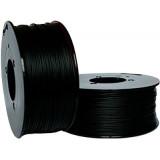 ABS пластик Solidfilament 1,75мм токопроводящий черный 1кг