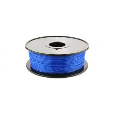 ABS пластик FL-33 1,75 люми синий 1 кг