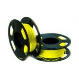JUST FLEX Geek Fil/lament 1,75 мм 0,5 кг желтый