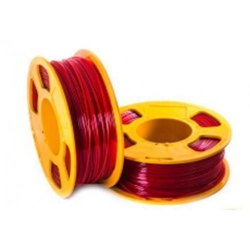 PETG U3Print Geek filament 1,75 мм 1 кг Ruby