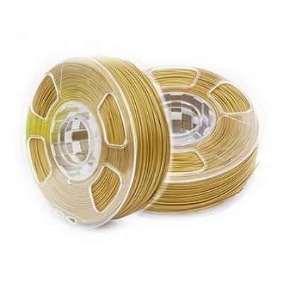 PLA HP U3print 1,75 мм 1 кг Pure Gold
