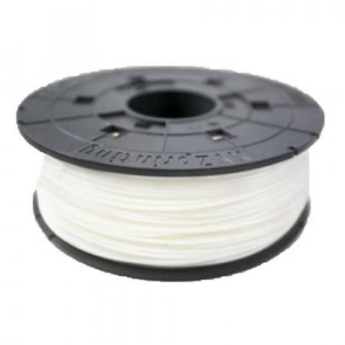 PLA сменная катушка 1,75 XYZPrinting белый 0,6 кг