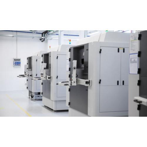 3D принтер sPro 60 HD-HS пластик