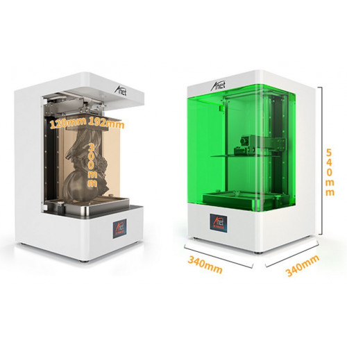 3D принтер Anet N7 DLP