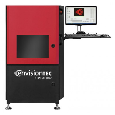 3D принтер Envisiontec Xtreme 3SP HD