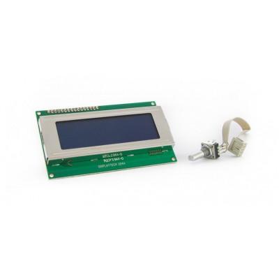 LCD контрольная панель FELIX 3