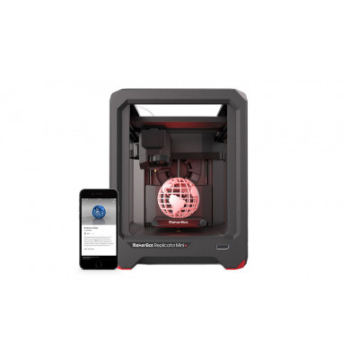3D принтер Maker Bot Replicator Mini+