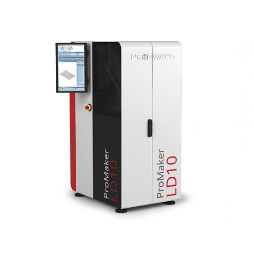 3D принтер ProdWays ProMaker LD10 Dental Models