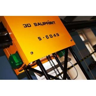Строительный 3D принтер Спецавиа АМТ S-6045M (цена без НДС)
