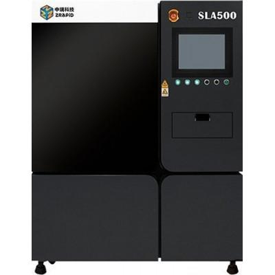 3D принтер Zrapid iSLA500