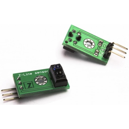 TCRT5000L оптопара широкого назначения (940nm, 15мм)