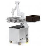 Роботизированная ячейка Easyrobotics ProFeeder Flex