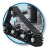 Pitsco TETRIX MAX Набор для создания гусеничного робота 36468